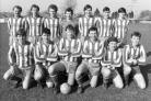 Second Division Totton Reserves. 25/2/84