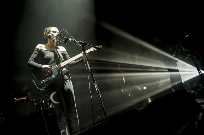 Wolf Alice live in Southampton. Picture: hollowayphotography.co.uk