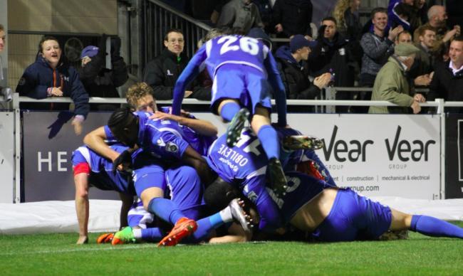 Brad'll do nicely! Eastleigh boss's praise for loan signing
