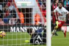 Charlie Austin scored Southampton's equaliser at Bournemouth