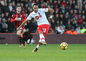 Nathan Redmond in action against Bournemouth