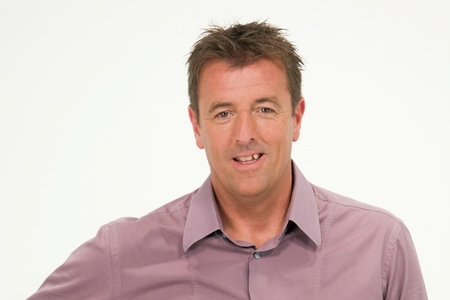 Matt Le Tissier plays in the charity golf day every year