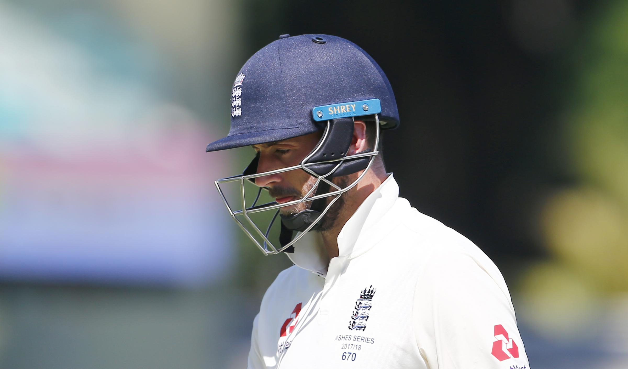 James Vince axed from England squad