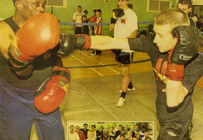 Eastleigh Amateur Boxing Club celebrating seven decades of