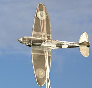 Spitfire tribute plan approved