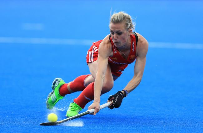 Alex Danson (photo: Nigel French/PA Wire)