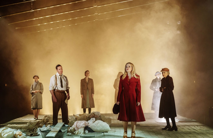 The Shadow Factory at Nuffield Theatre Southampton