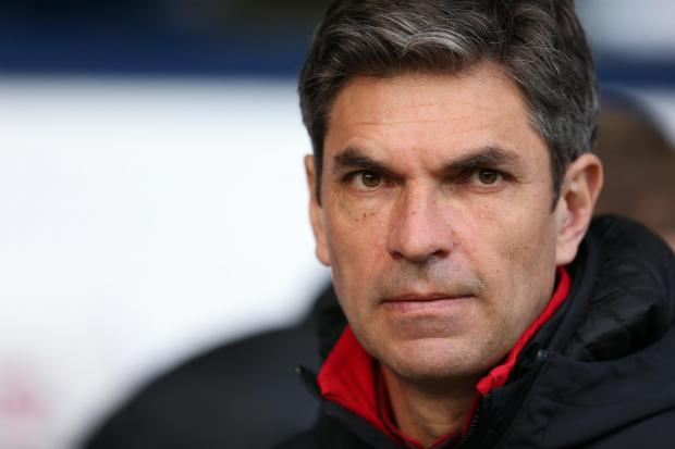 Mauricio Pellegrino at West Brom
