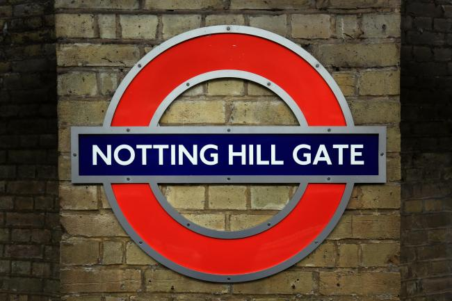 A woman was dragged along a platform at Notting Hill Gate station (Gareth Fuller/PA)