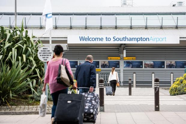 Daily Echo: Southampton Airport has enjoyed a bumper summer