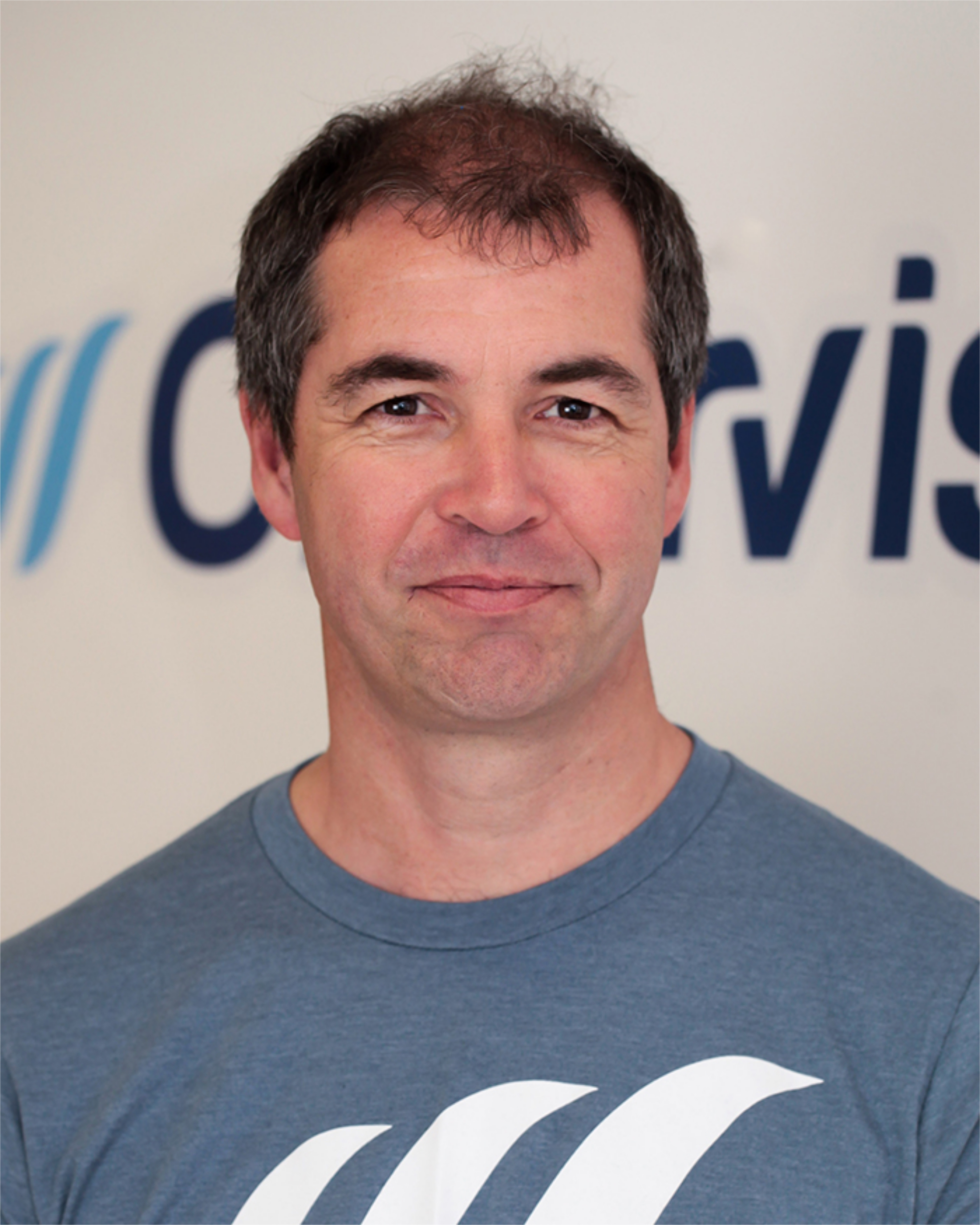 Gerry Tombs, founder and CEO of Clearvision