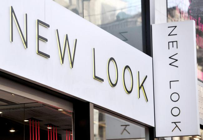 New Look not expecting improvement in tough high street conditions