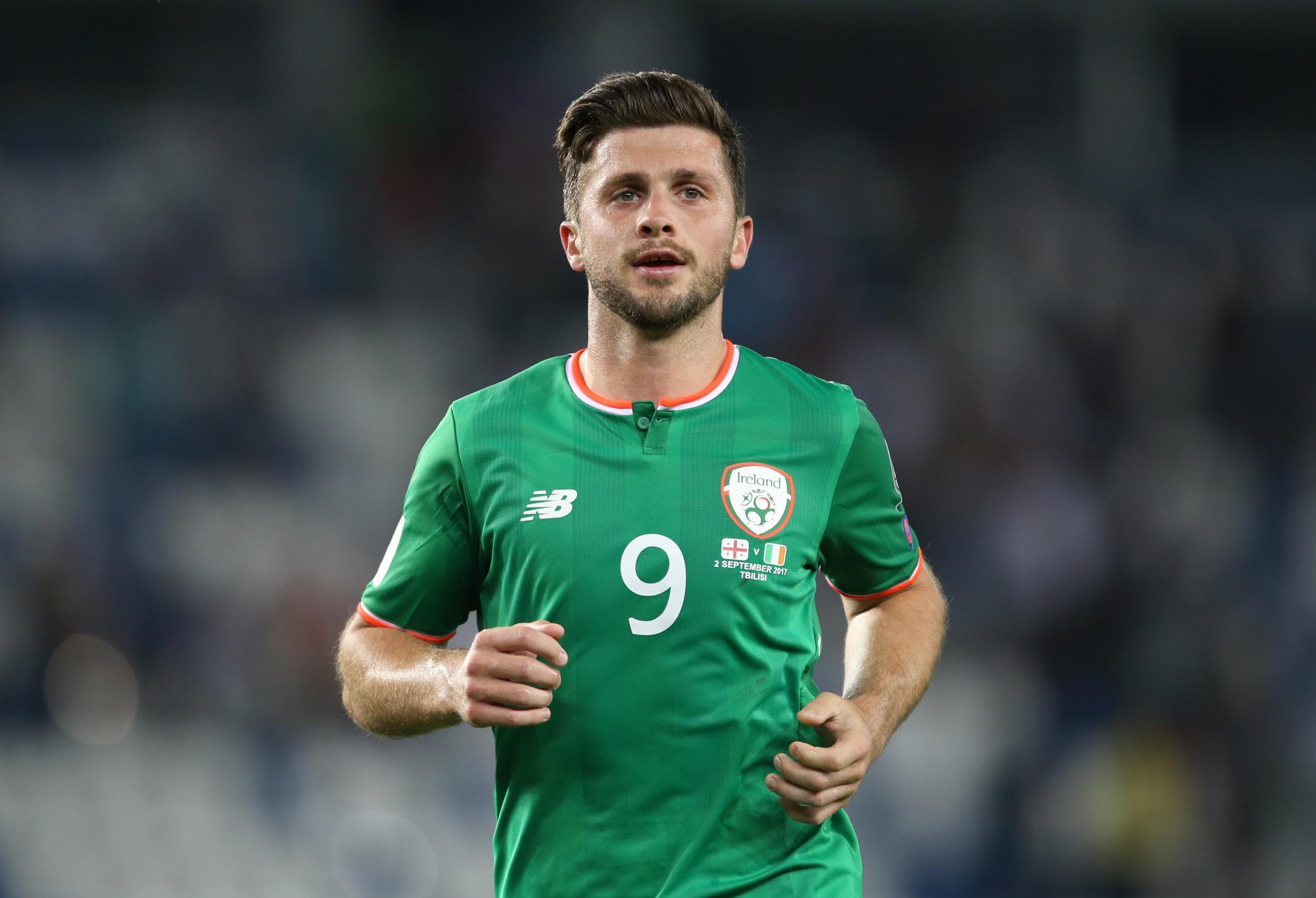 Long gets Ireland call up