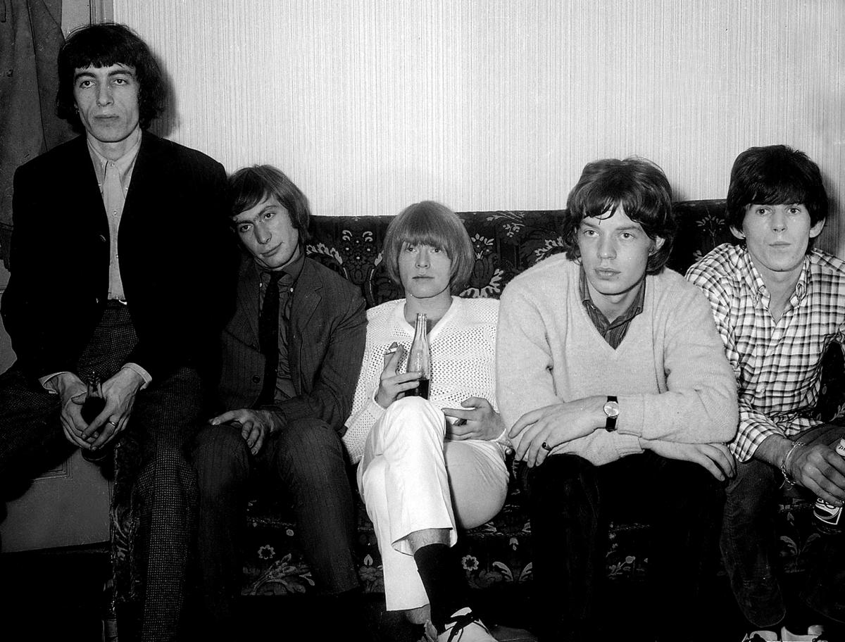 Fun facts about the last visits of the Rolling Stones to