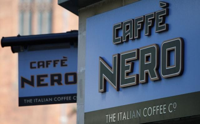 Caffe Nero appeals for help from landlords after pandemic