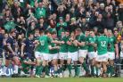 Will Ireland be celebrating a Grand Slam triumph at Twickenham on St Patrick's Day (Brian Lawless/PA Images)