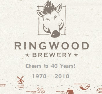 Ringwood Brewery 40th Birthday Party