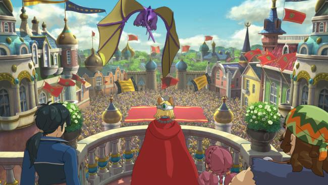 Ni no Kuni II: Revenant Kingdom - PS4, PC