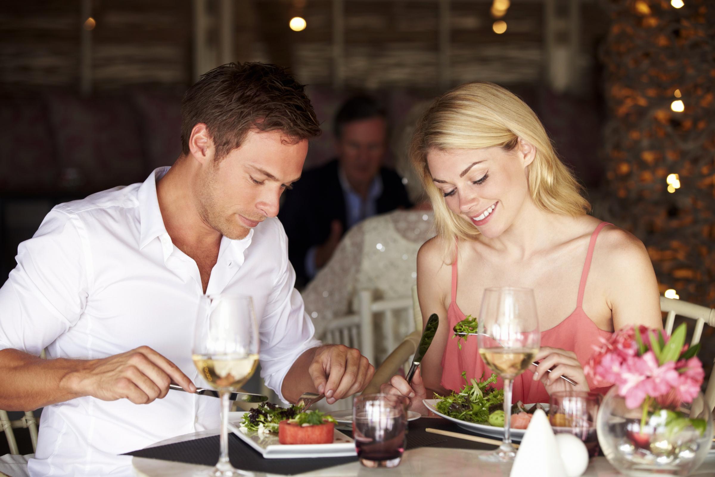 Dinner dating for singles