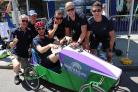 The Pedal Car Grand Prix takes place around the streets of New Milton..