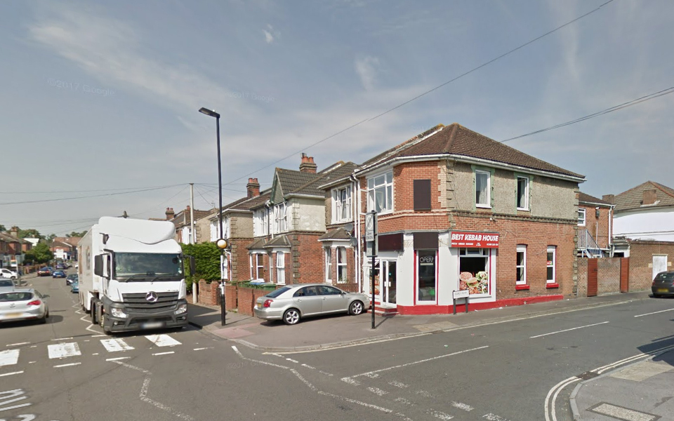 Lodge Road, near where the incident happened (pic: Google Maps)