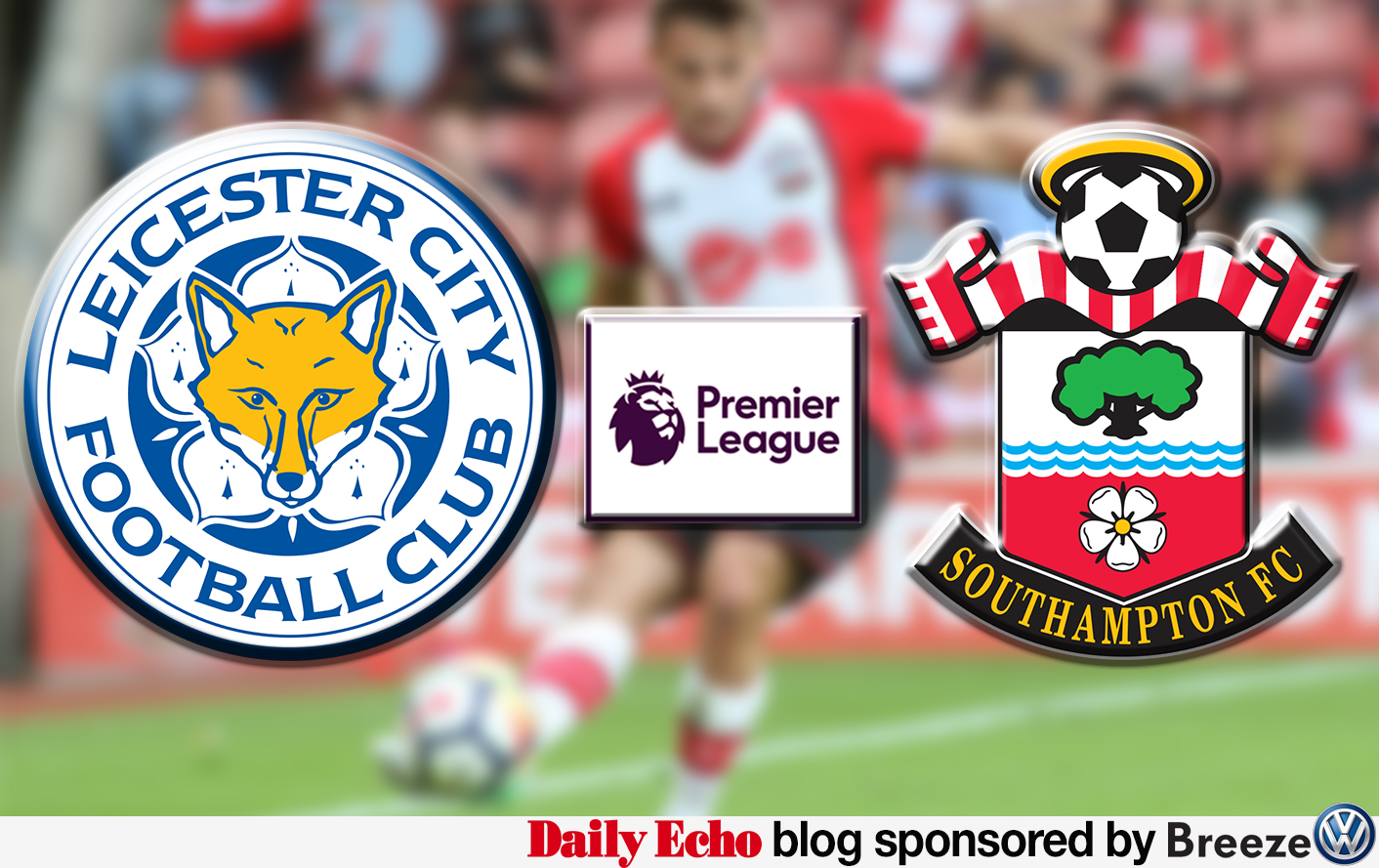 Leicester v Saints - MATCHDAY LIVE