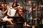 Band of Skulls rehearse for one-off gig
