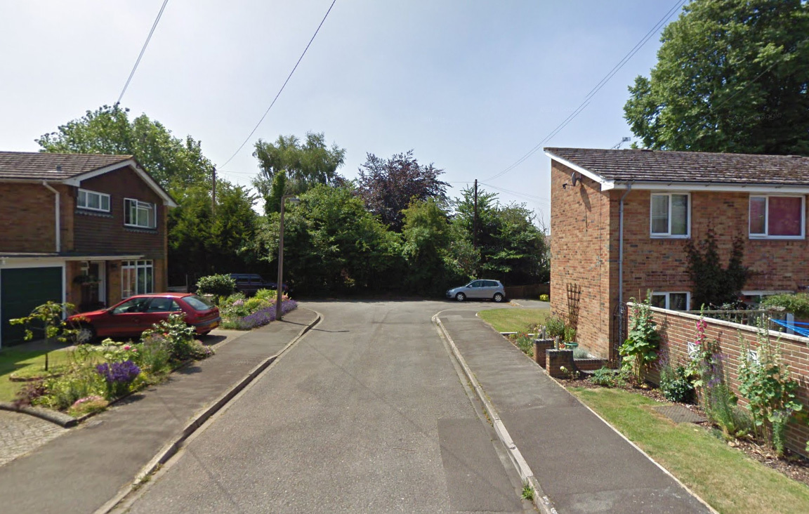 Malvern Close, Fair Oak (pic: Google Maps)