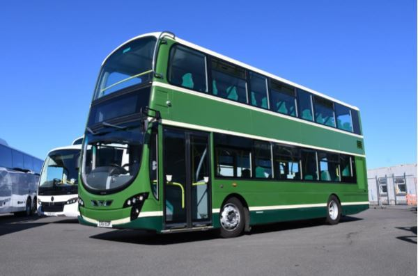 Xelabus will launch new low emission buses in Southampton next week