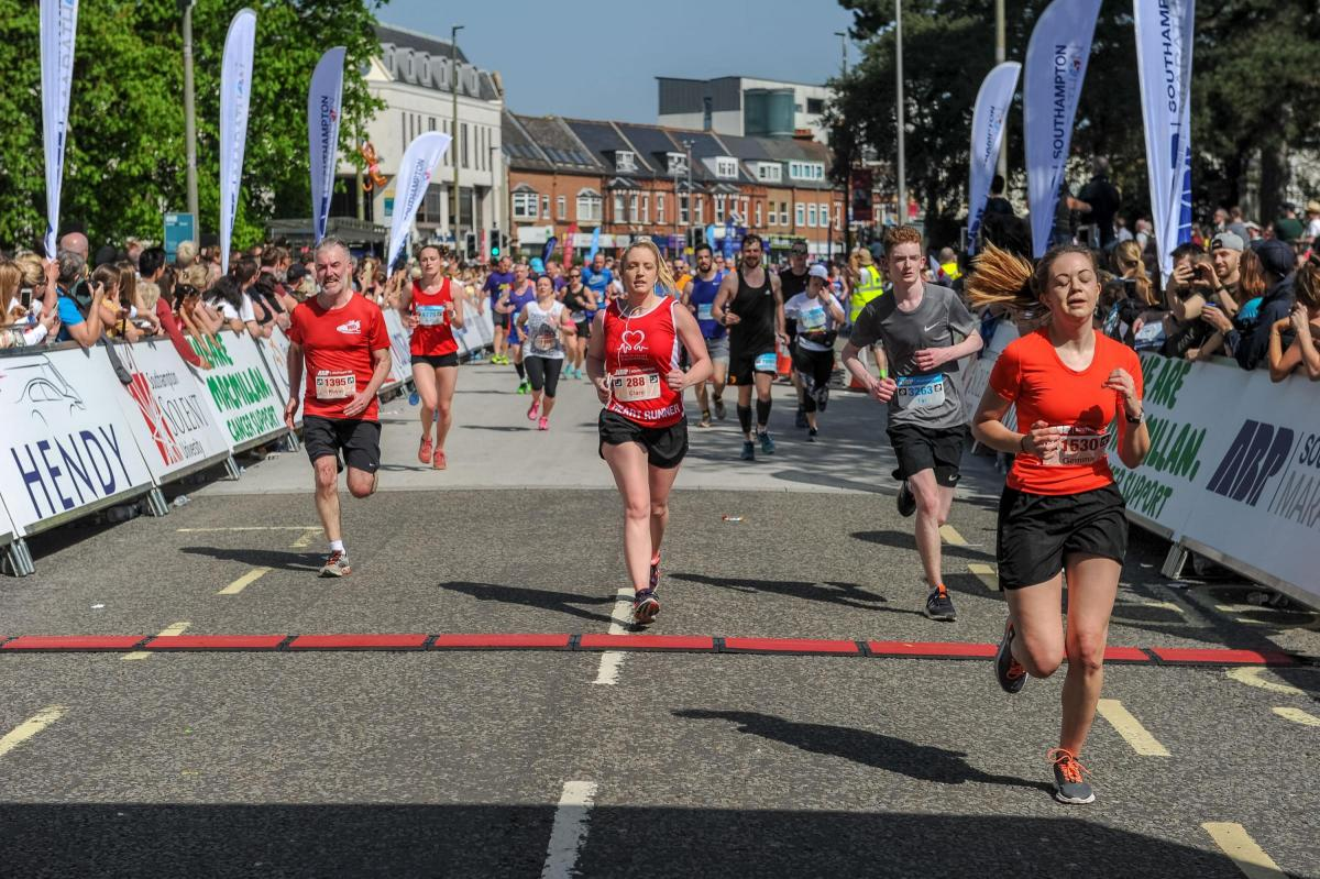 PHOTOS: Southampton Marathon 2018 - in pictures
