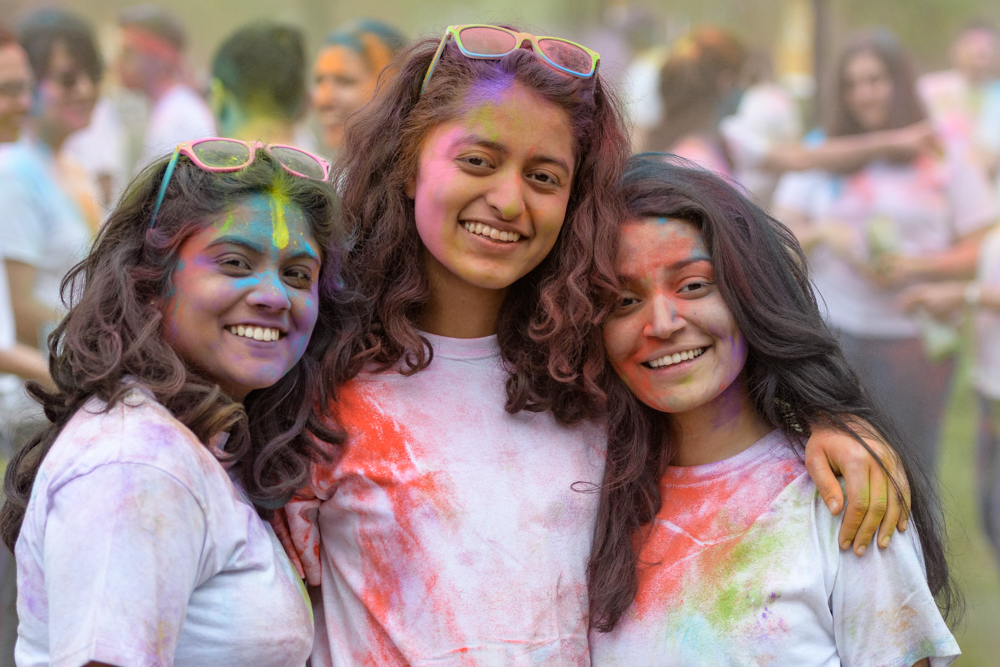 Uni's Indian society will be celebrating Holi Hai Indian festival of colours