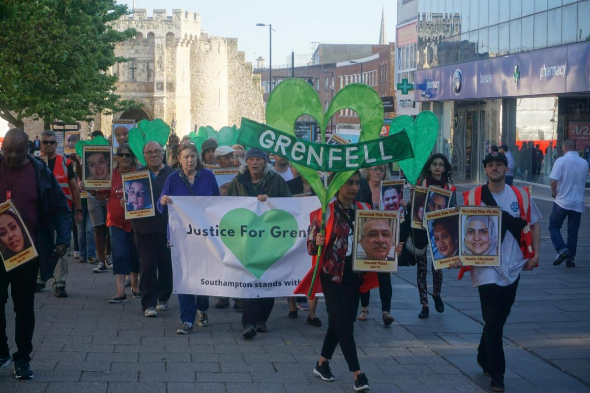 Image result for Solidarity with Grenfell