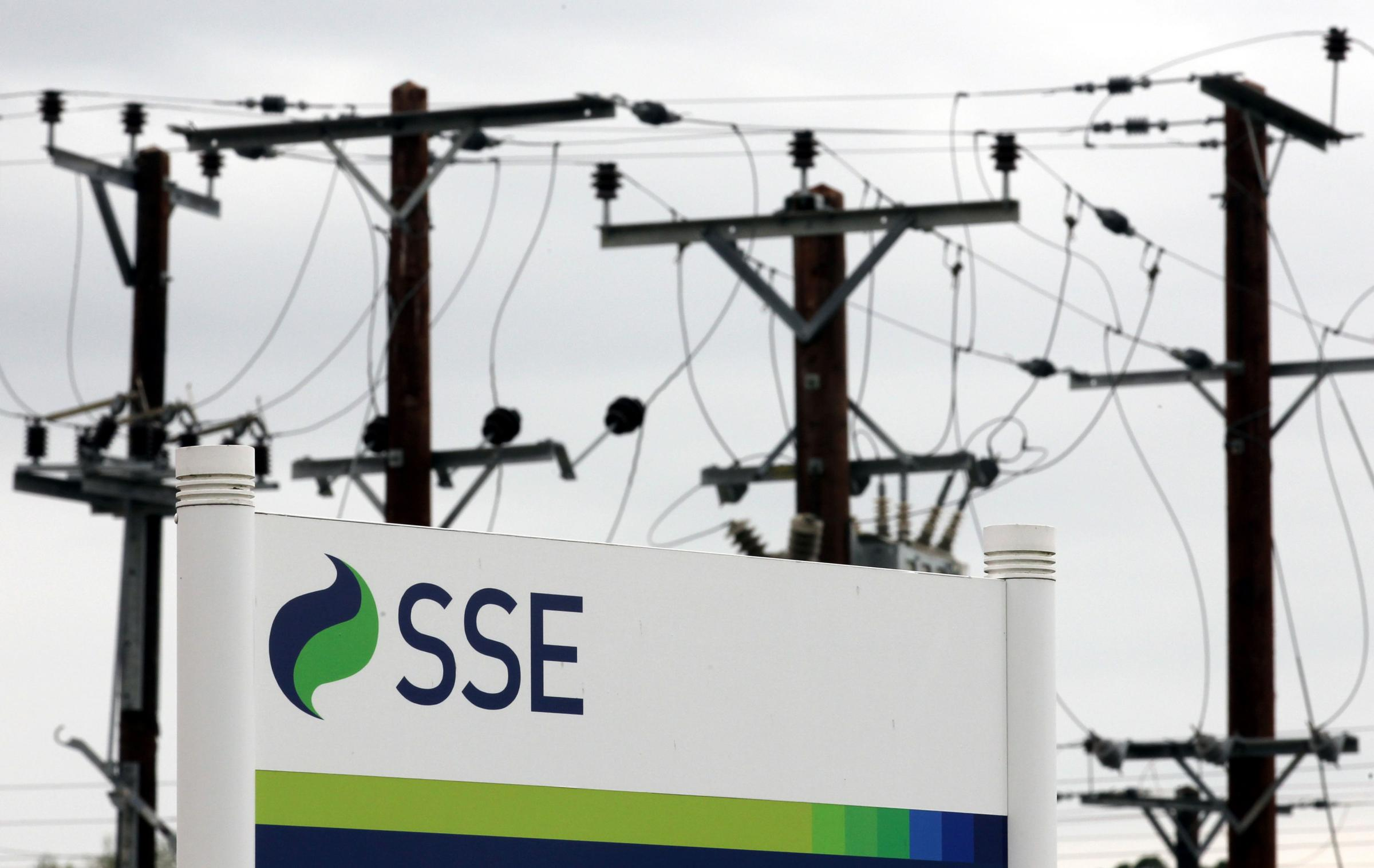 File photo dated 21/07/11 of Scottish and Southern Energy Training Centre in Perth. Profits at the energy giant took a knock last year as it lost 430,000 customers and was stung by charges linked to the merger of its retail arm with rival Npower. PRESS AS