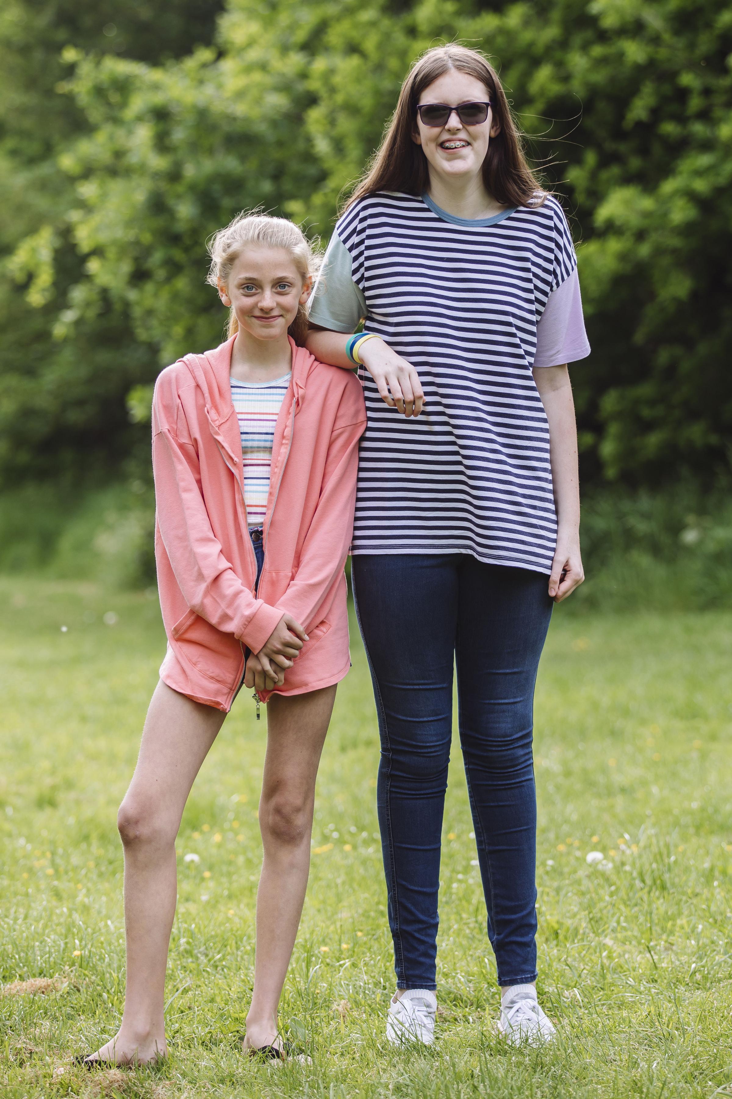 Meet The Tallest Girl In World