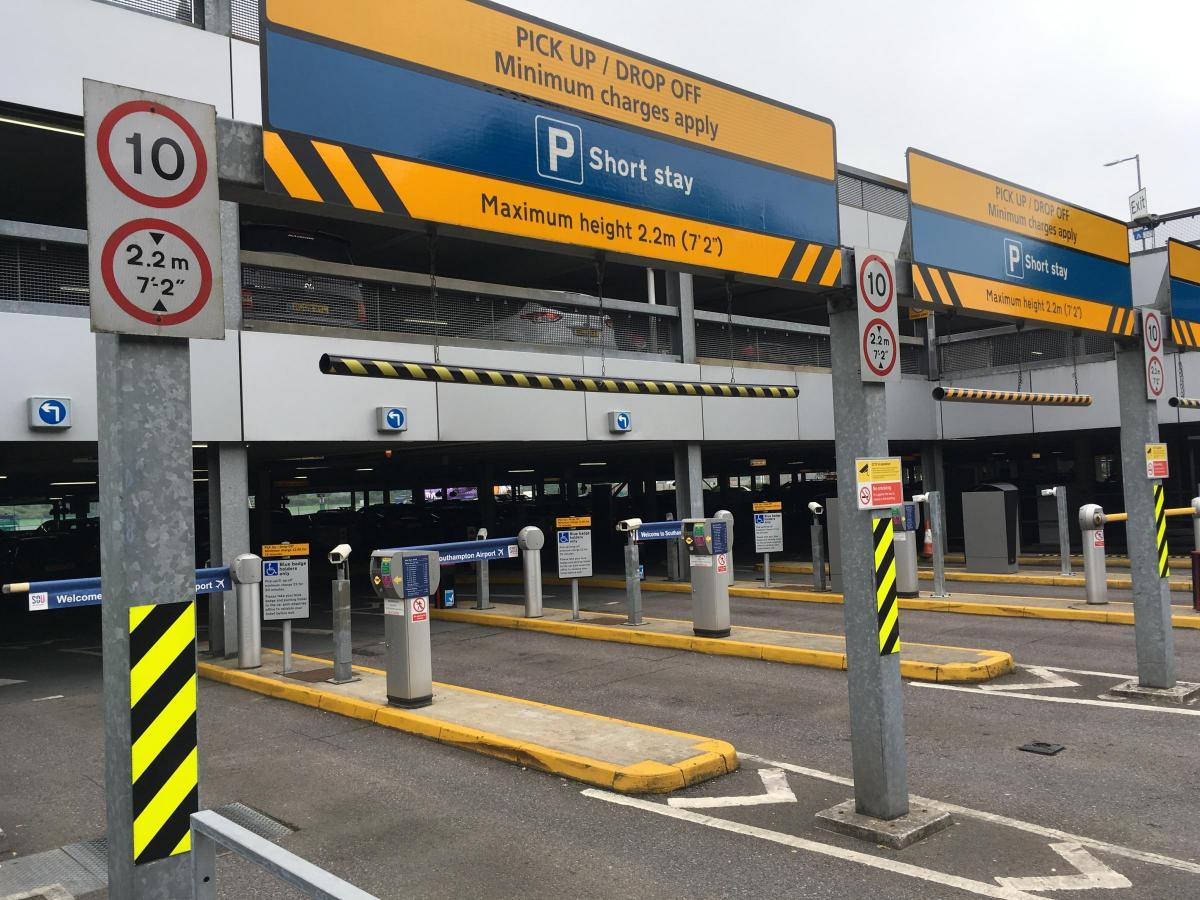 Charges double for drivers using southampton airport in price hike charges double for drivers using southampton airport in price hike m4hsunfo