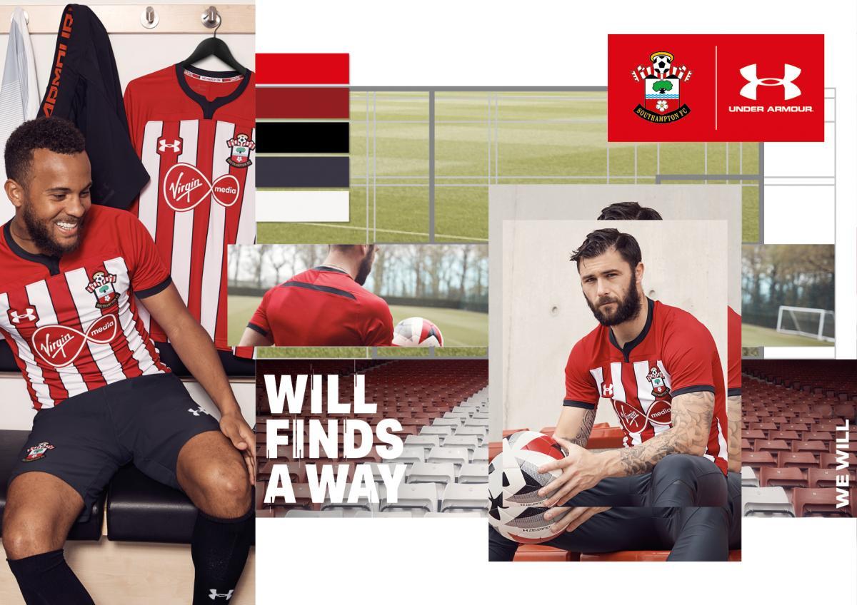 a7b12751d96 Saints unveil 2018/19 kits ahead of new Premier League season ...