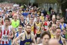 Runners taking part in last year's Eastleigh 10k