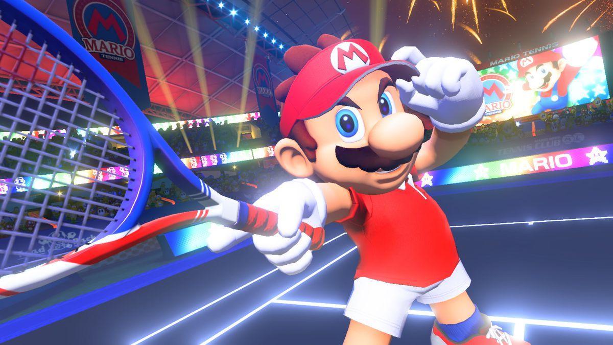 Mario Tennis Aces Review Daily Echo