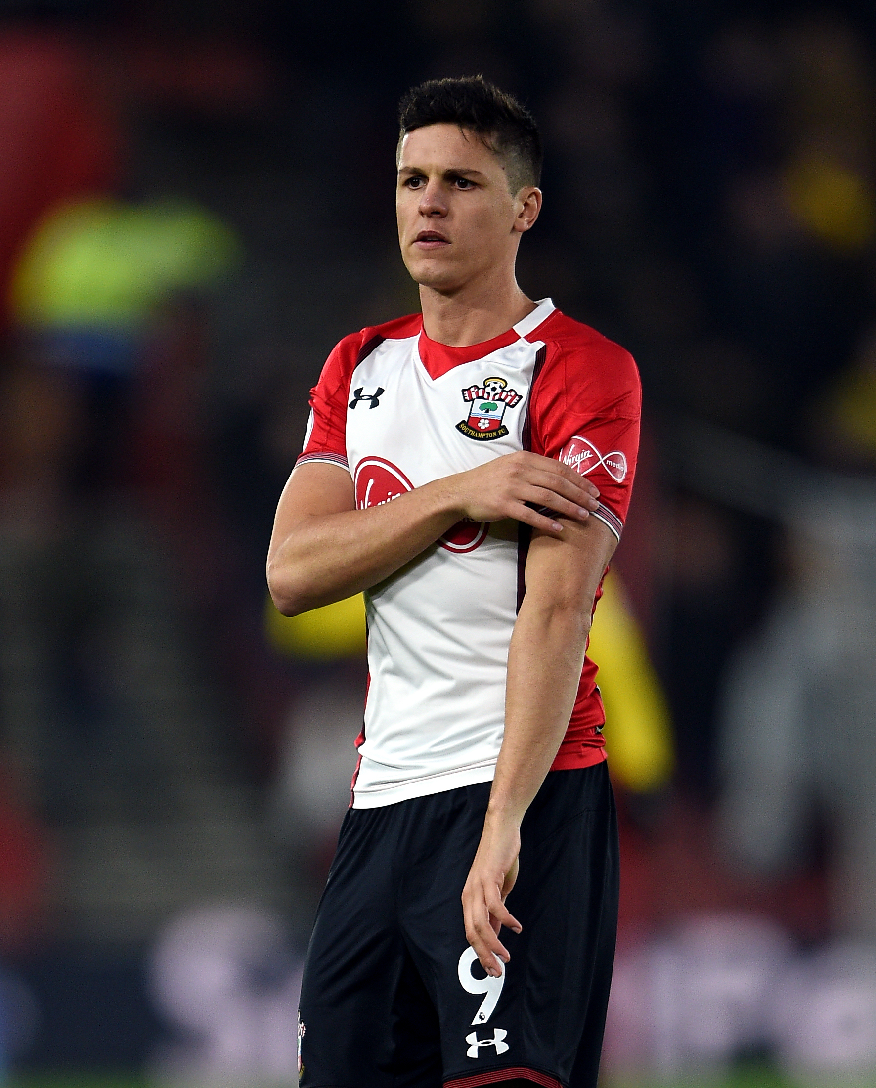 Southampton striker Guido Carrillo is looking for a new club