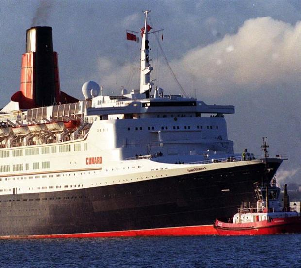 Queen Elizabeth 2 is to be berthed in Cape Town, South Africa, her owners have confirmed.