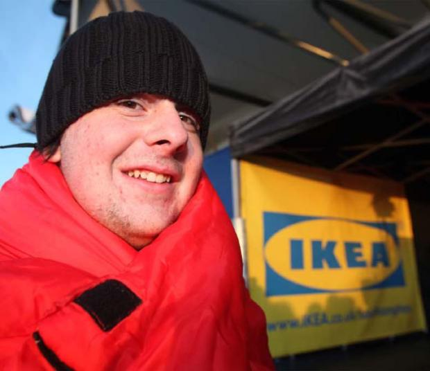 Southampton 39 s ikea store officially opens from daily echo for Ikea carson jobs