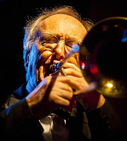 Chris Barber will be at The Concorde