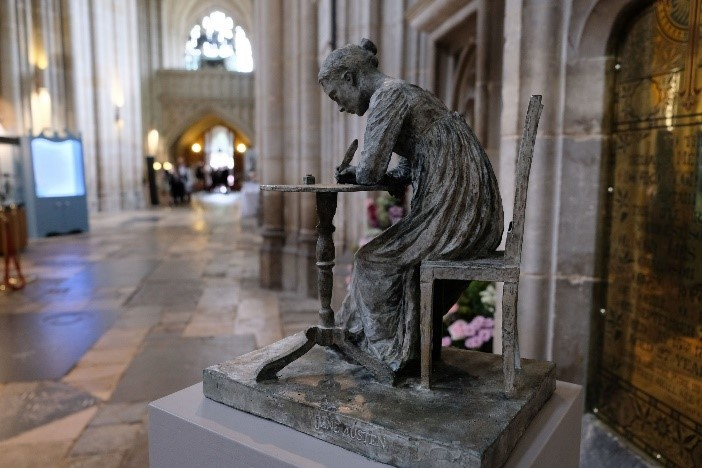 Jane Austen Tour and Tea at Winchester