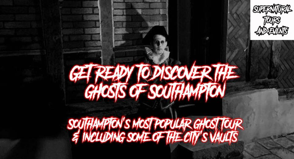 Southampton Ghost Tour