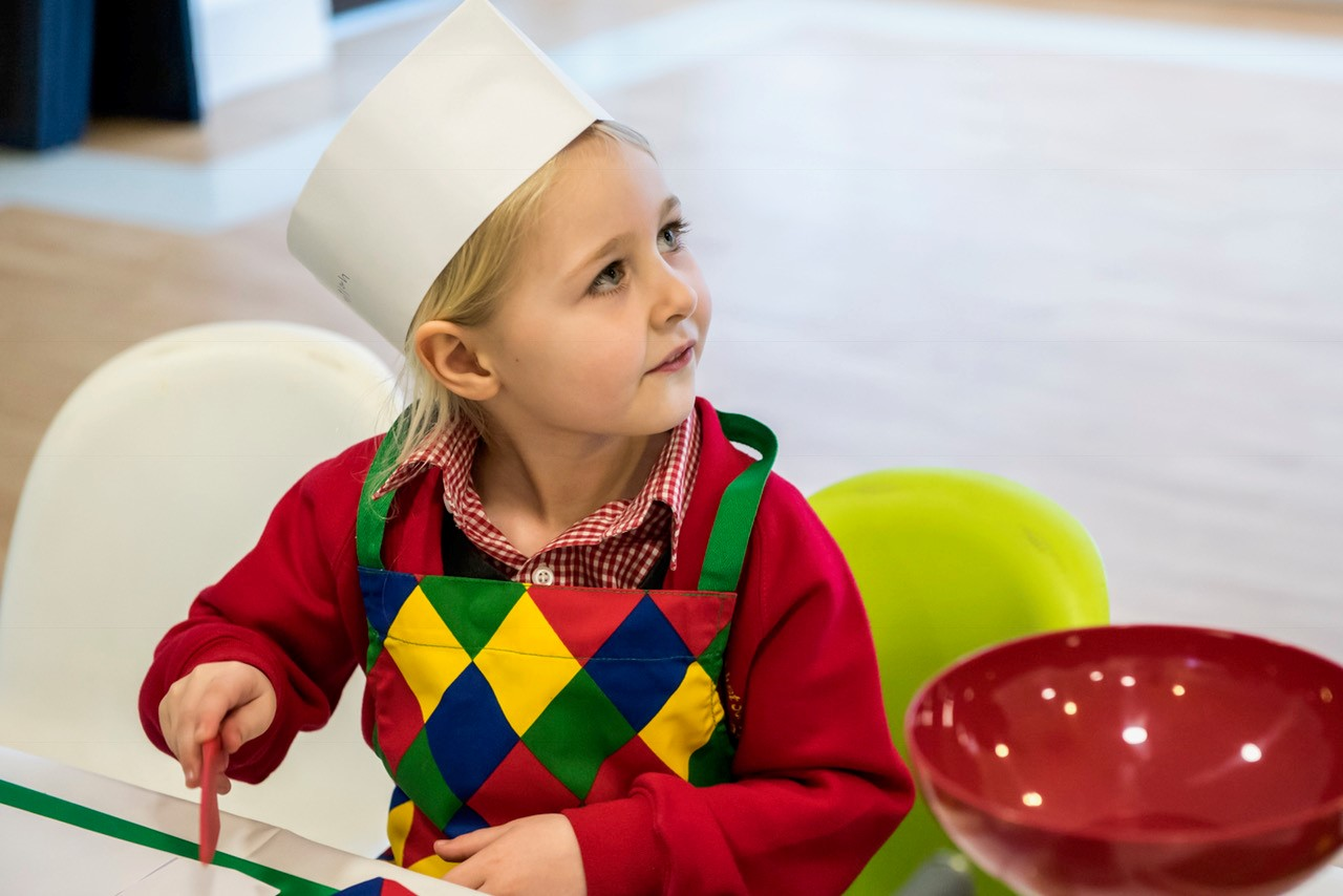 Dolphin Shopping Centre hosts Children's Organic Cookery Workshops