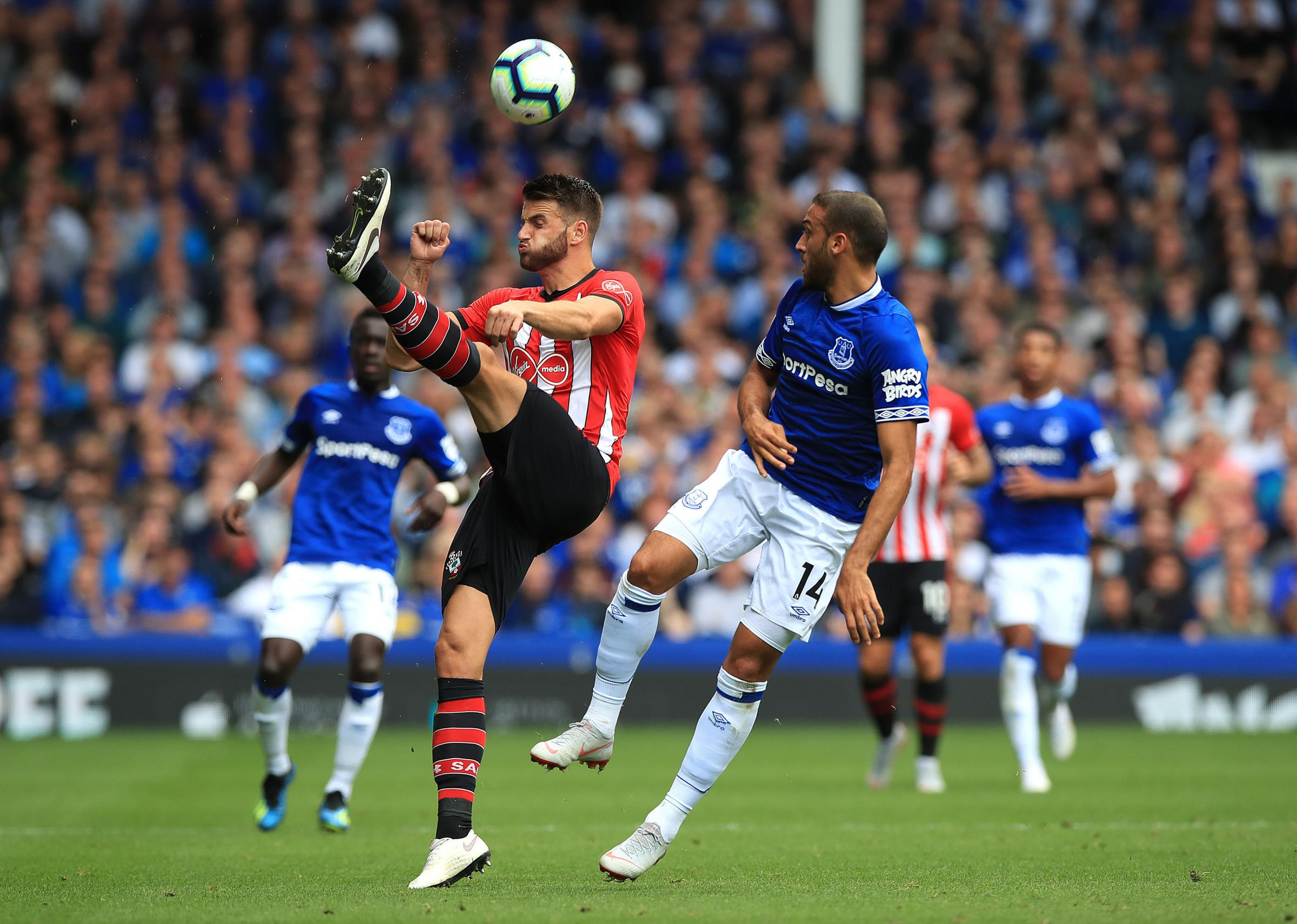 Hoedt and Forster face Saints exit