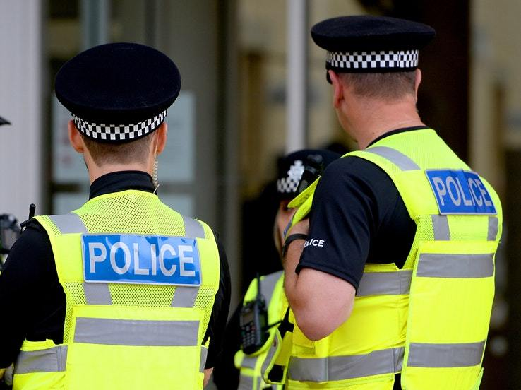 Black and minority ethnic people in Hampshire are more than three times as likely to be the subject of a police stop and search, figures show.