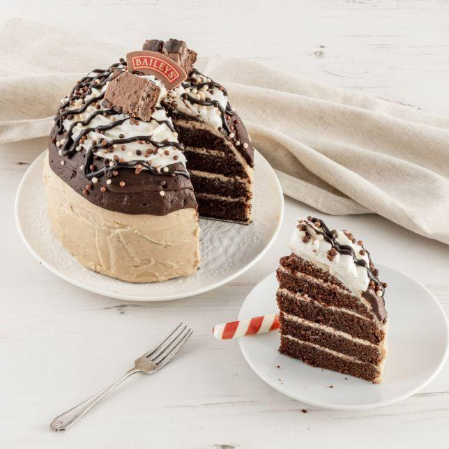 Asda Is Selling This Amazing Cake With Real Baileys In It Daily Echo