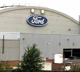 Ford workers return after factory's third shutdown