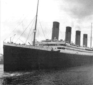 Titanic auction sells rare items for thousands